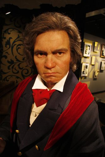 Beethoven In Dallas Think