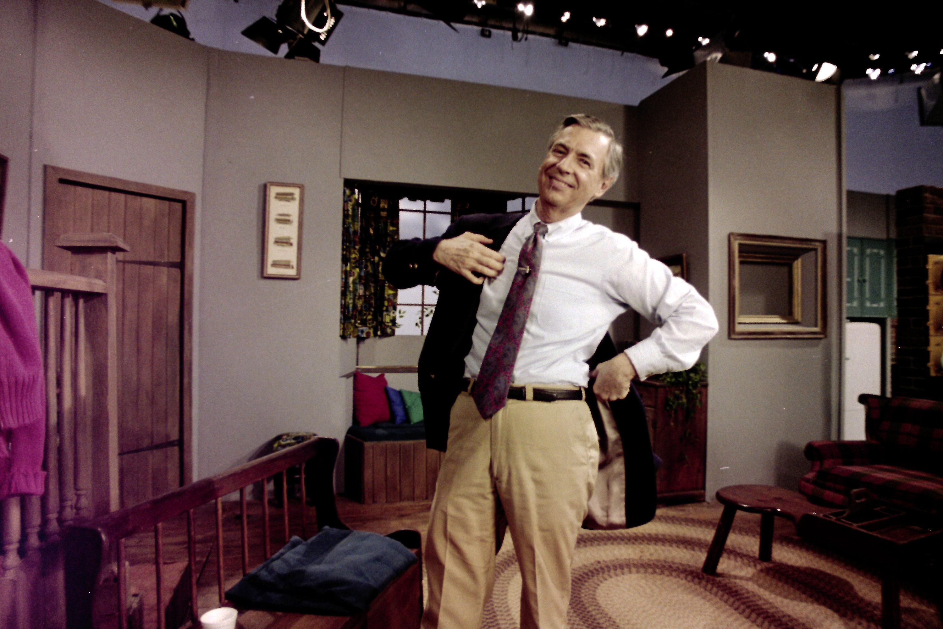 What It Was Like To Be Mr Rogers Friend Think