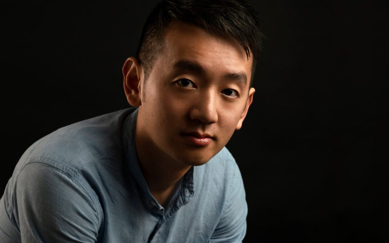 A photo portrait of Simon Han